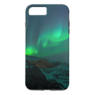 Green Northern Lights iPhone 7 Plus Case