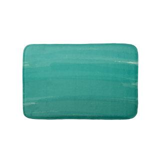 Green Ombre bath Mat