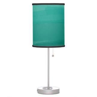 Green Ombre Lamp