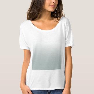 Green ombre tshirt | womens tshirt