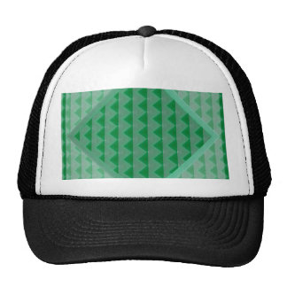 GREEN ONYX Crystal Stone Carving Pattern Shirts 99 Trucker Hat