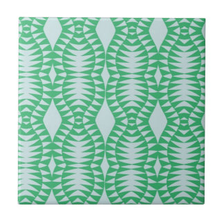 Green Optic Tile
