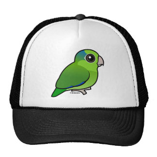 Green Pacific Parrotlet Hats