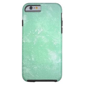 Green Paint kind Tough iPhone 6 Case