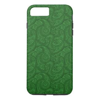 Green Paisley iPhone 8 Plus/7 Plus Case