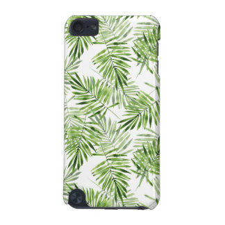 Green Palm Leaves iPod Touch 5G Case