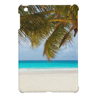 Green Palm Tree on Beach during Daytime Case For The iPad Mini