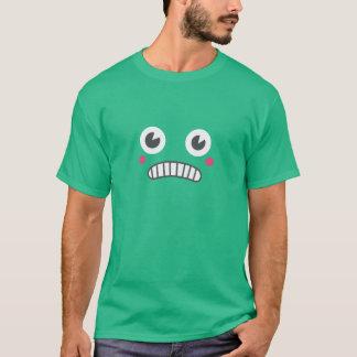 Green Paranoid android shirt