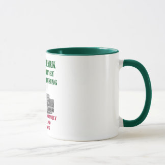 Green Park Japan The Jenkins Family Mug