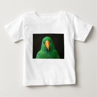 Green Parrot Baby T-Shirt