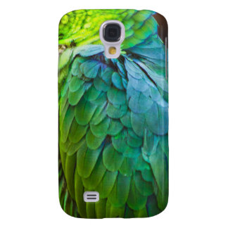 Green Parrot HTC Vivid Cover