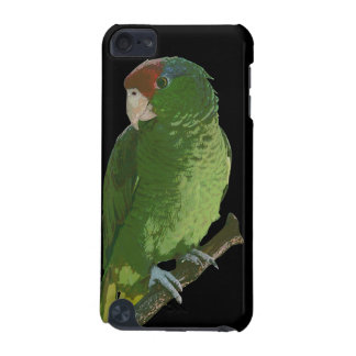 Green Parrot iPod Touch (5th Generation) Case