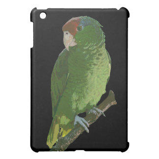 Green Parrot iPad Mini Cover