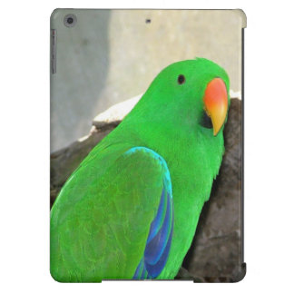 Green Parrot mousepad Cover For iPad Air