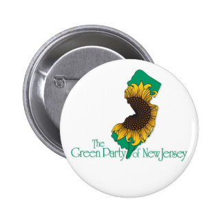 Green Party Button