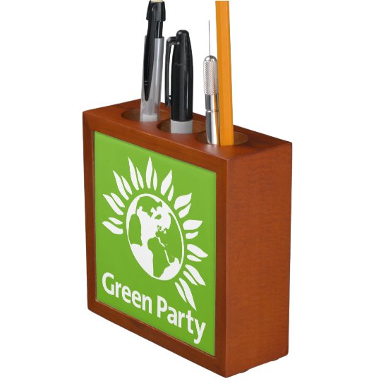 Green Party of England and Wales Desk Organizers