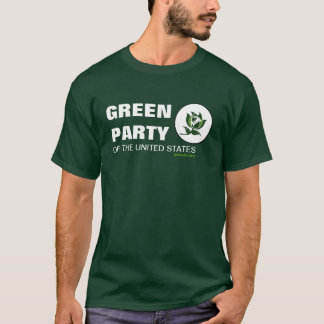 Green Party of the United States T-Shirt