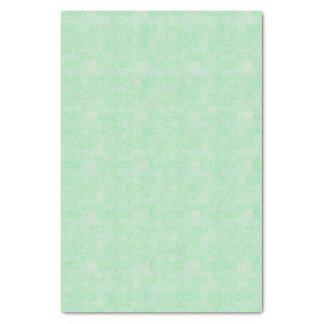 "Green Pastel Marbled 10"" X 15"" Tissue Paper"