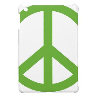 Green Peace Sign Symbol Case For The iPad Mini