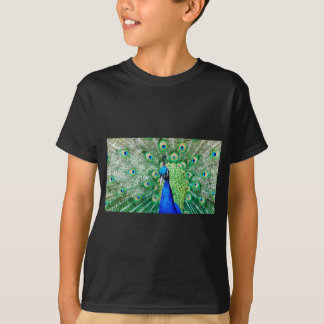 Green Peacock T-Shirt