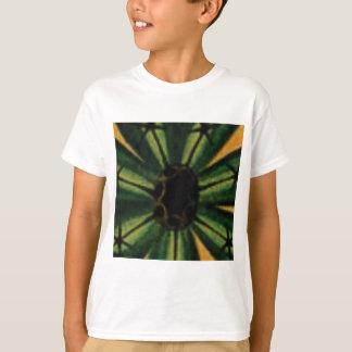 green petal flowers T-Shirt
