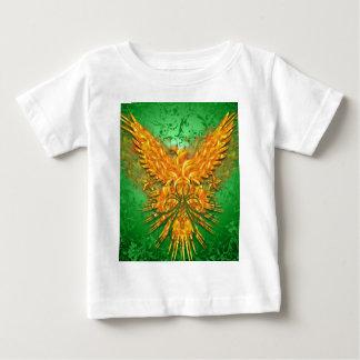 Green Phoenix Baby T-Shirt