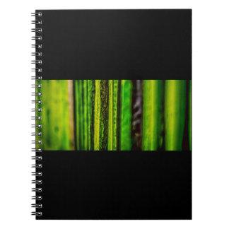 Green Photo Notebook