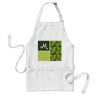 Green Pickles; Pickle Pattern Aprons