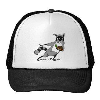Green Pieces Roc Star Trucker Hat