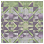 Green Pink Lavender Violet Purple Red Ethnic Look Fabric