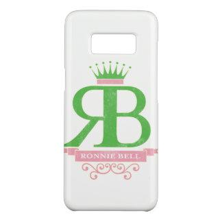 Green & Pink RnB Logo Phone/iPad/iPod Case