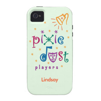 Green Pixie Dust Players iPhone 4 Case