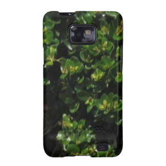 Green Plant Galaxy S2 Covers