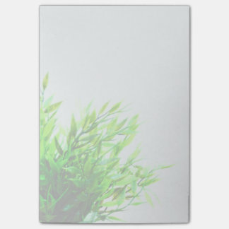 Green Plant Nature Growing Gardening Post-it Notes