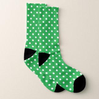 Green Polka Dot 1