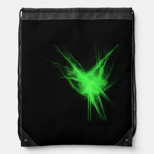 green power backpack