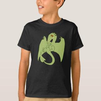 Green Pterosaur T-Shirt