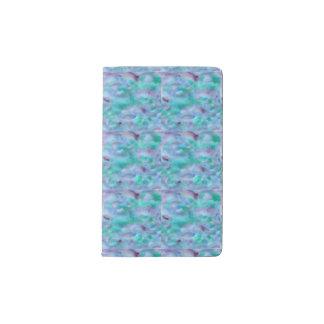 Green Purple Pocket Notebook