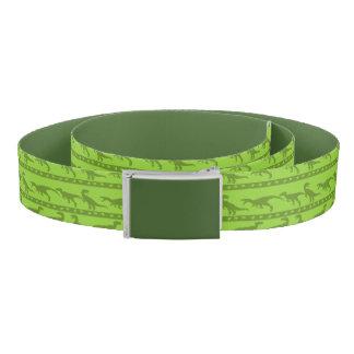 Green Raptor Pattern