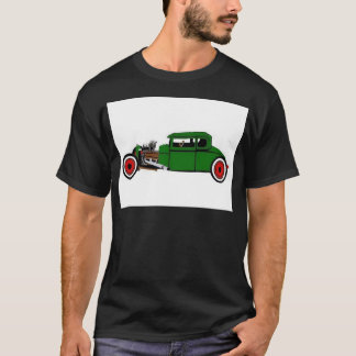 GREEN RAT ROD T-Shirt