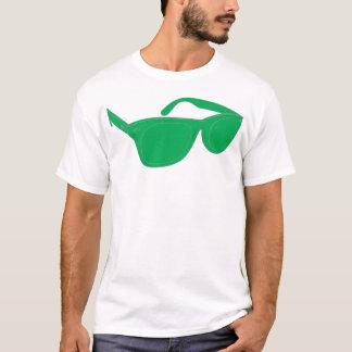Green Ray Bans T-Shirt