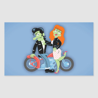 Green Rebel Bikers