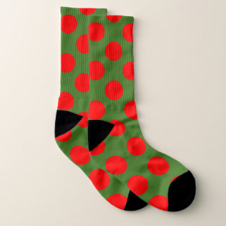 Green Red Polka Dots Holiday 4Joanne 1