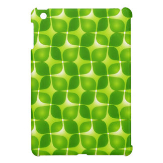 Green Retro Style iPad Mini Cases