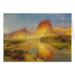 Green River of Wyoming - 1878 Greeting Cards