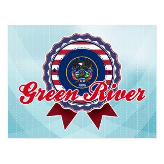 Green River, UT Postcard