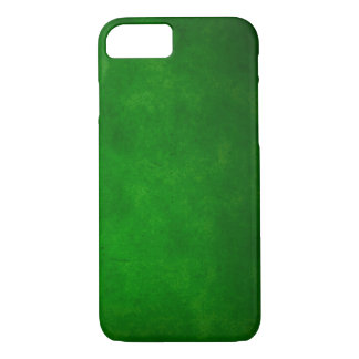 Green Rock Leather iPhone 8/7 Case
