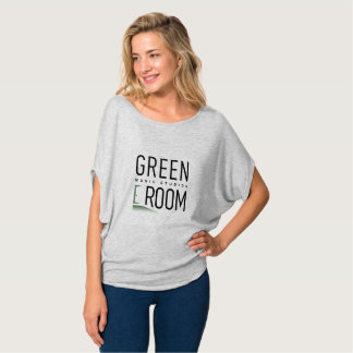 Green Room Logo Comfy Shirt