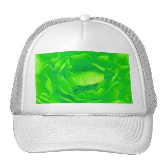 Green Rose Hat - Customizable Hats