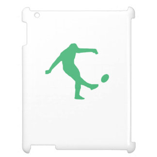 Green Rugby Kick Cover For The iPad
